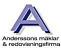 Anderssons Mäklarfirma AB butikslogo