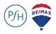 RE/MAX Fastighetsförmedling butikslogo