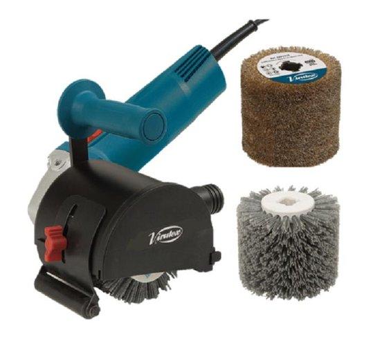 Strålande Borstmaskin för strukturering & färgborttagni | Flera platser QP-56