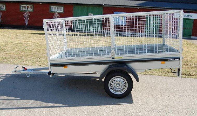 billig släpvagn säljes