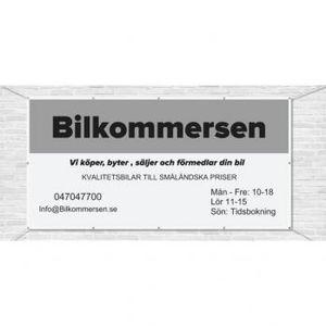 Bilkommersen i Växjö AB