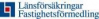 Länsförsäkringar Fastighetsförmedling Sandviken butikslogo
