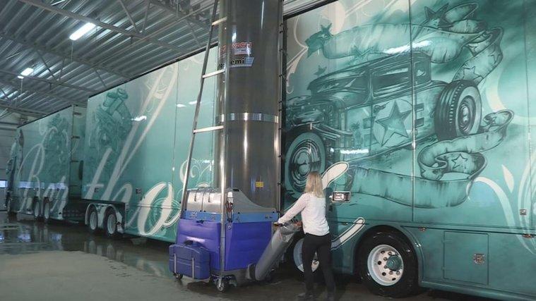Dejting långdistans körning jobb lastbil
