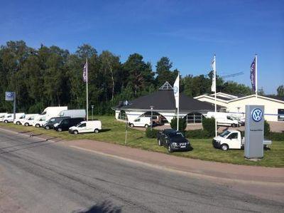 Möller Bil Västerås Transportbilar