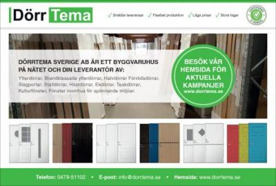 DörrTema Sverige AB