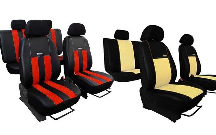 Fräscha Måttsydd Bilklädsel till din bil | Flera platser QF-76
