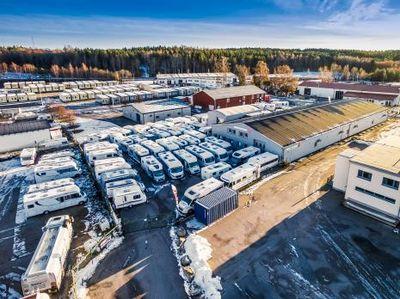 Skoklosters Husbilar & Husvagnar AB i Bålsta