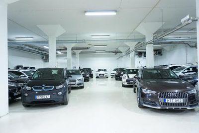 Interperial - Bilförsäljning